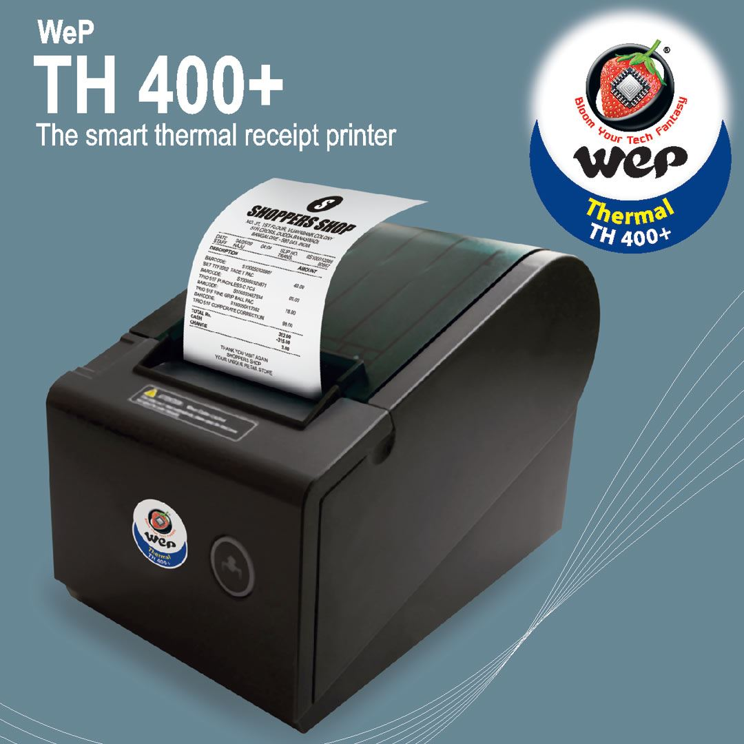 Download PDF WeP TH400+