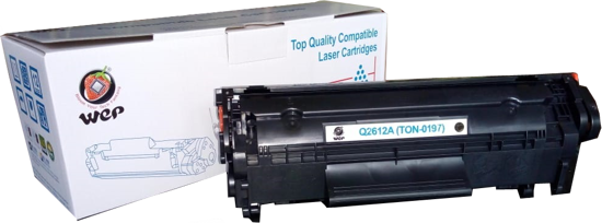 Picture of WeP Compatible Toner Cartridge HP12A (Q2612A)