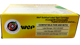 Picture of WeP compatible Label Tape for DYMO 45018 S0720580 Black on Yellow (12x7)