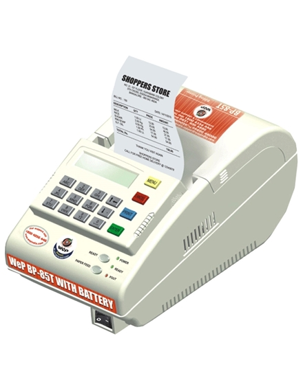 Picture of WeP BP- 85T Language