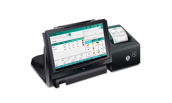 Picture of JOY POS with cloud application