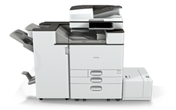 Picture of Ricoh MP 3555SP MONO A3 MFP with ARDF