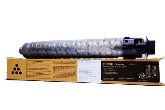 Picture of Ricoh Cartridge IM C2500  Black