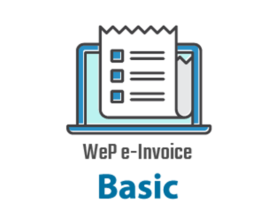 Picture of WeP e-Invoicing: Basic Module