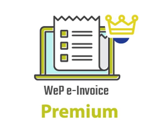 WeP e-Invoicing: Premium Module இன் படம்